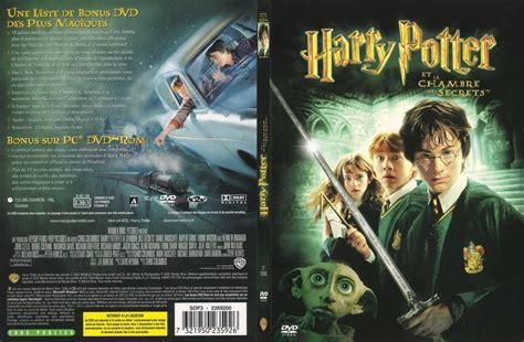 harry potter et la chambre des secrets vf jaquette dvd de harry potter et la chambre des secrets