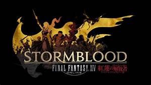 Square Enix Announces Final Fantasy XIV Stormblood All