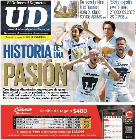 Noticias deportivas en los periódicos del mundo del 5 de ...