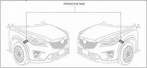 2016 Mazda Cx 5 Daytime Running Light Replacement Safety Recall 4320a 2016 Mazda Cx 5 Daytime Running