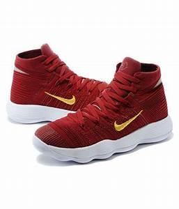 Nike HYPERDUNK 2018 FLYKNIT Maroon Basketball Shoes - Buy ...  Hyperdunk