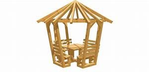 Pavillon Dach Selber Bauen : 8 eck pavillon selber bauen holz ~ Watch28wear.com Haus und Dekorationen
