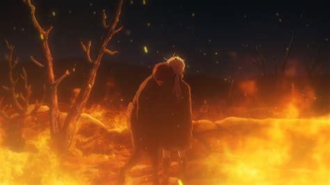 violet evergarden tv media review episode  anime