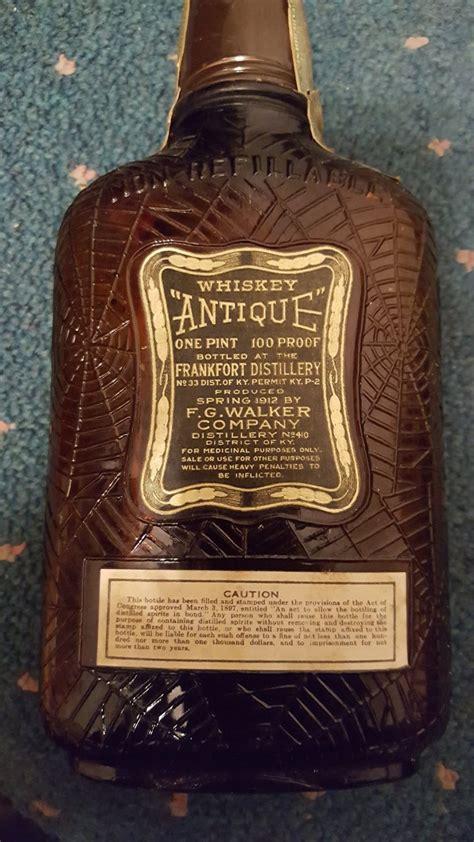 antique spiritus  whiskey bottle drinks planet