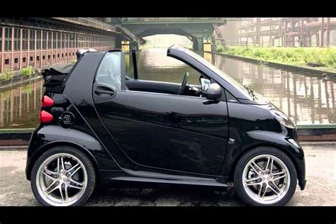 smart cabrio brabus 2014 smart brabus electric cabrio