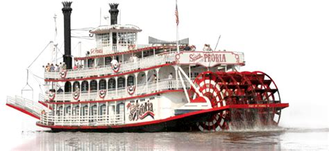 4 Day Mississippi River Boat Cruise by Mississippi River Cruises Paddleboat Brings Back The