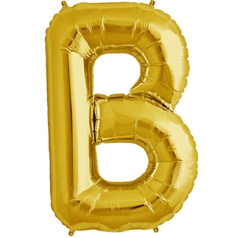 gold letter balloons bonza balloons 17315