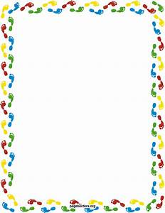 Free Border Clipart For Word #142561