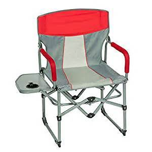 amazon com director s folding chair with side table