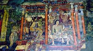 STOCK PHOTOS- ANCIENT AJANTA INDIAN PAINTINGS;ROYALTY-FREE ...