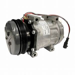 Air Conditioner Ac Compressor Ford New Holland Tractor