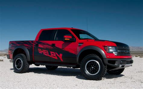 truck ford raptor 2013 ford shelby f 150 svt raptor first look truck trend