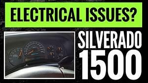 2005 Chevy Silverado 1500 Instrument Cluster Wiring