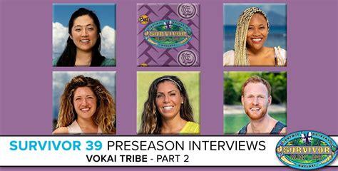 survivor 39 preseason interviews tribe robhasawebsite idols