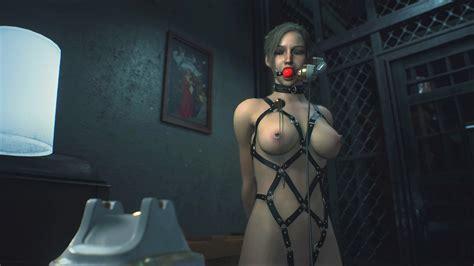 Resident Evil 2 Remake Bdsm Mod Streaks Amid Zombies