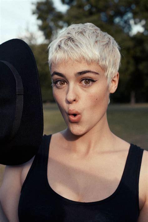 modele de coiffure courte 1001 id 233 es coupe tr 232 s courte femme la tendance qui court