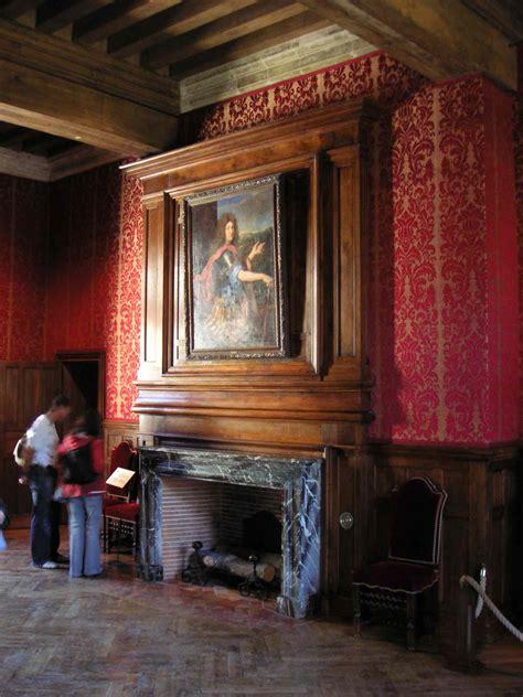 chambre d h e azay le rideau chateau d 39 azay le rideau