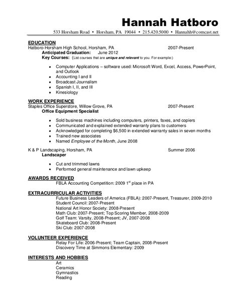 Include High School Valedictorian On Resume by Resume Template Anticipated Graduation Essay Topics Evaluation