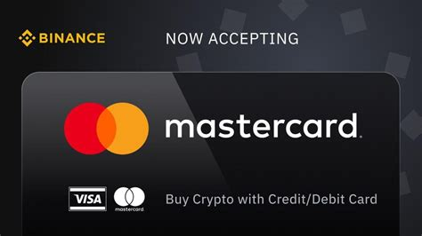 How and where can you buy bitcoin with a credit card? Binance Users In 19 Countries Can Use Mastercard To Buy Crypto | Crypto News Point