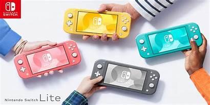 Nintendo Switch Lite Coral Edition