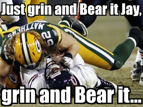 Bears Cowboys Meme - 71 best clay matthews images on pinterest clay matthews go pack go and green bay packers