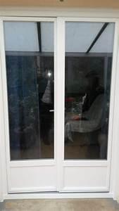 mise en place de fenetre et porte fenetre pvc en With porte fenetre pvc en renovation