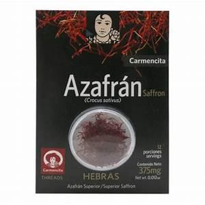 Azafr, U00e1n, Carmencita, 375, Mg