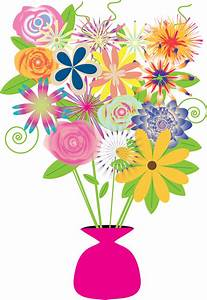 Flower Bouquet Clip Art for Free – 101 Clip Art