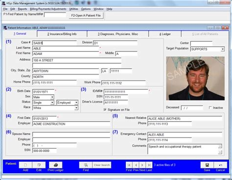 hsys electronic billing software  medicaid mcos