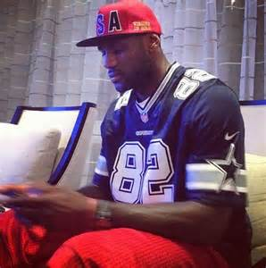 LeBron James Dallas Cowboys Fan