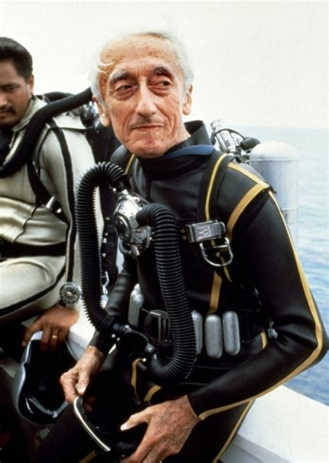 Writing French Study Jacques Cousteau