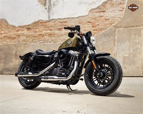Harley-davidson Upgrades The 2016 Forty-eight
