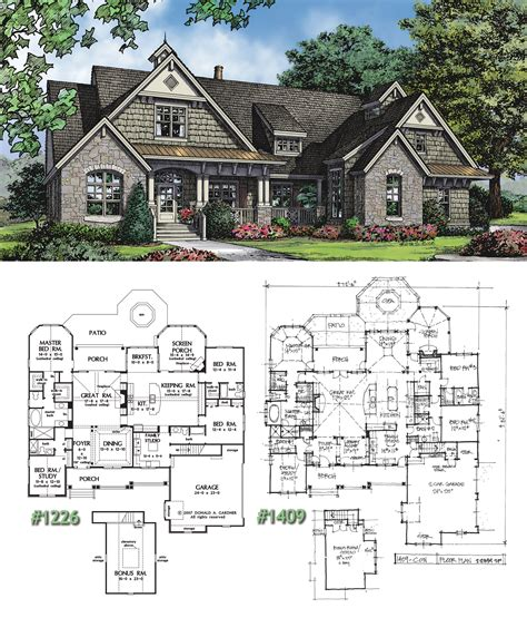 craftman house plans craftsman house plan on the drawing board 1409