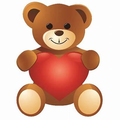 Teddy Bear Clipart Valentine Bears Clip Cartoon