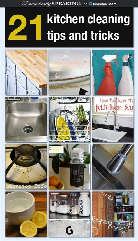 how to keep kitchen clean and organized 21 kitchen cleaning tips and tricks these will help me 9465