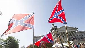 Dixie defense: Confederate flag supporters protest ...