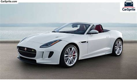 Jaguar F-type Convertible 2017 Prices And Specifications