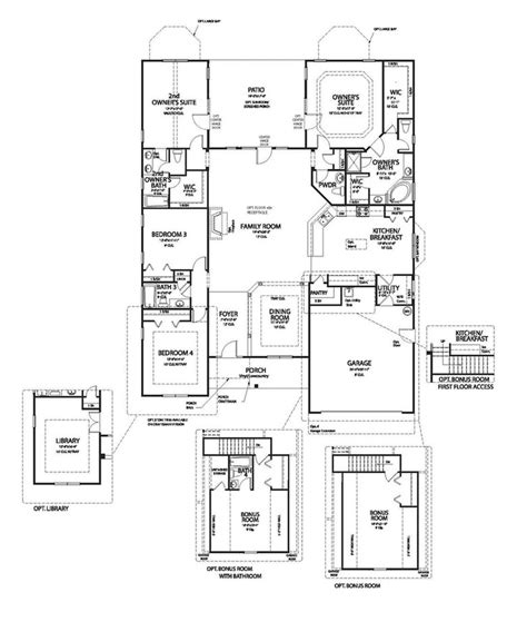 33 best fabulous floorplans images on