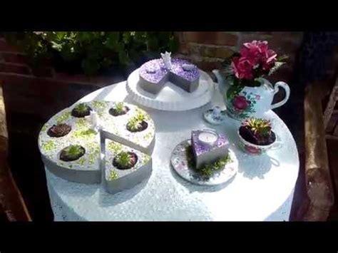 kuchen deko beton deko kuchen einfach selber machen