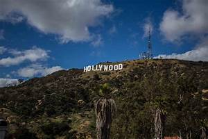 HIKING THE HOLLYWOOD SIGN   Flying The Nest  Hollywood