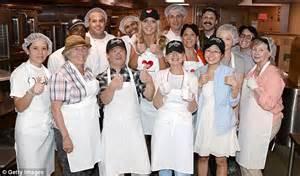 Heidi Klum Prepares Meals For Joan Rivers Favorite