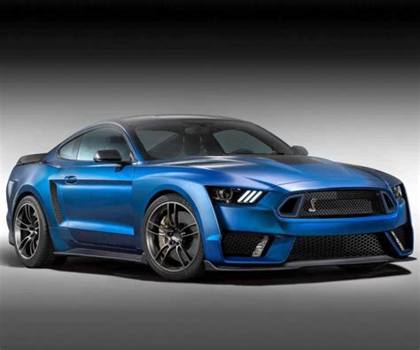 shelby gt release date engines specs