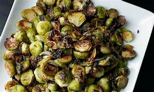 GoRecess Featured RecipeRoasted Brussel Sprouts with