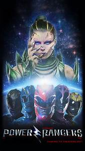 Top Power Rangers Movie 2017 Poster Images for Pinterest ...