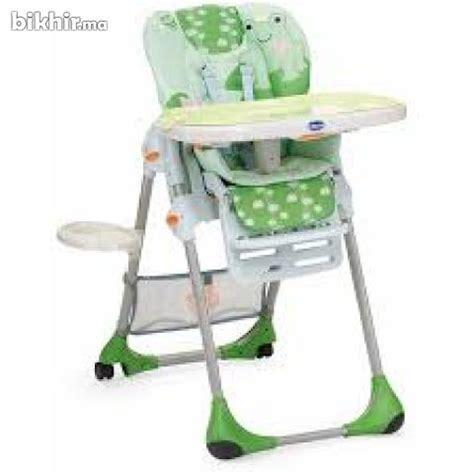chaise de bebe pour manger table a manger pour bebe