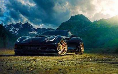Corvette Z06 Chevrolet Mountain Desktop Wallpapers 2400