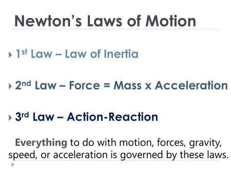 Forces & Newton's Laws Of Motion  Ppt Video Online Download