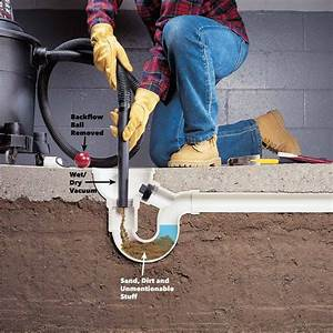 How To Unclog A Drain  U2014 Tips From The Family Handyman