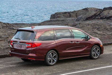 2018 Honda Odyssey Starts At ,890