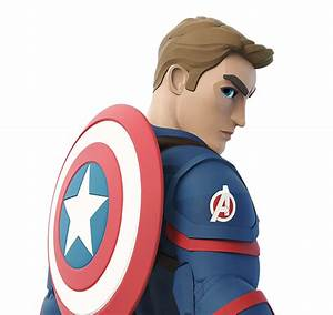 Captain America The First Avenger Close Up Disney